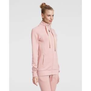 Sweatjacke Damen Jayne in Pink