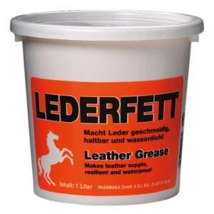 Lederpflege Lederfett in neutral, Größe: 450 ml