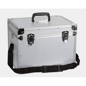Putzbox AluSafe in silber