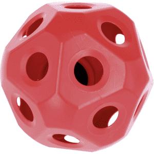 Futterspielball HeuBoy in rot