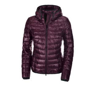 Damenjacke Ilvy in bordeaux