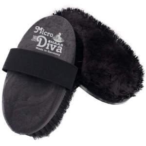 Kopfbürste Lammfell Diva Micro