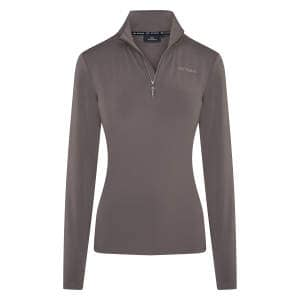 Shirt HVP-Lumi in Dark Taupe