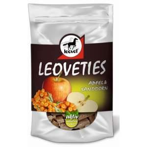 Leckerlie Leoveties Kraftpaket Apfel Sanddorn