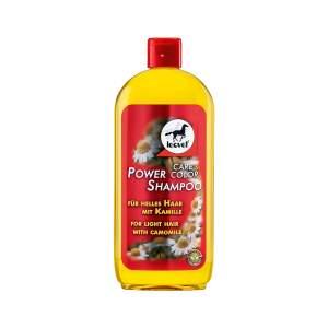 Power Shampoo mit Kamille für helle Pferde
