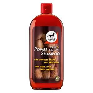 Shampoo Power mit Walnuß für dunkle Pferde