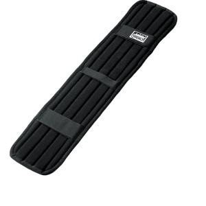 Longiergurtunterlage Climatex Pad in schwarz