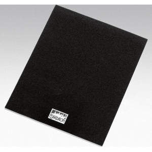 Sattelunterlage Anti Slip Pad in schwarz