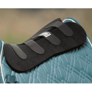 Sattelunterlage Pro Balance Pad in schwarz