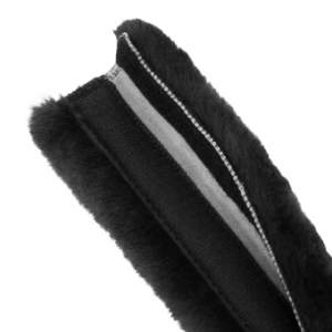 Vorderzeugschoner in schwarz