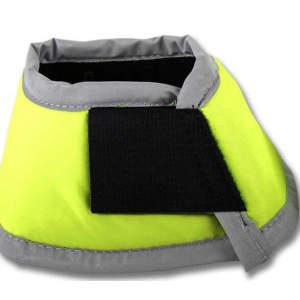 Hufglocke Reflex in neon gelb