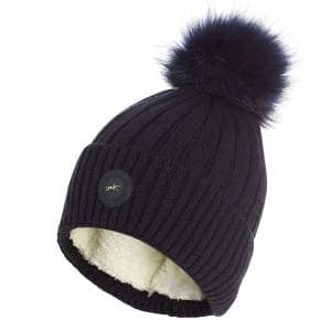 Mütze Baila Beanie in dunkelblau