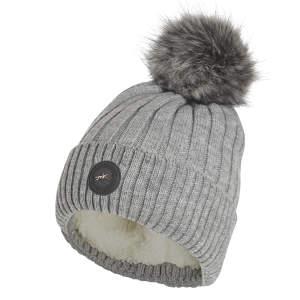 Mütze Baila Beanie in grau