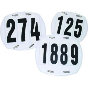 Kopfnummern SET 0-9999 in großer Mappe 4 stellig , Größe: One Size