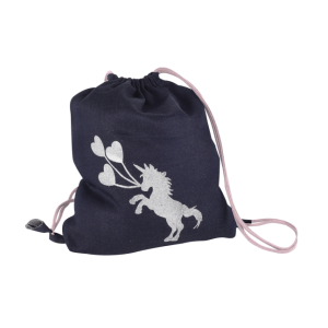 Tasche Lucky Heart Bag in nachtblau
