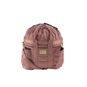 Tasche GLOSSY QUILTED (Heritage 19/20) in rosewood