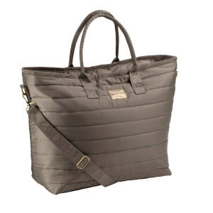 Tasche GLOSSY SHOPPER (Heritage 19/20) in deeptaupe