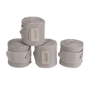 Bandagen Acrylic Lurex (Platinum 20) in greige
