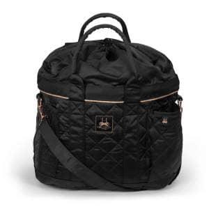 Tasche Glossy Bag (Heritage 20/21) in schwarz
