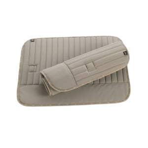 Bandagenunterlagen Climalegs Softshell M (Heritage 20/21) in ivorygrey