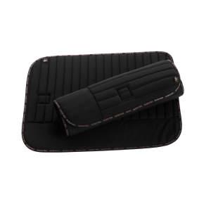 Bandagenunterlagen Climalegs Softshell L (Heritage 20/21) in schwarz