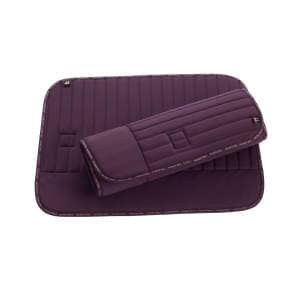 Bandagenunterlagen Climalegs Softshell XL (Heritage 20/21) in deepberry