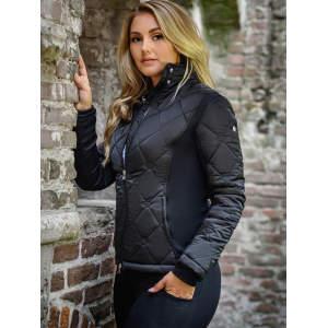 Jacke Damen Gina in schwarz
