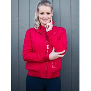 Jacke Damen Wera in rot