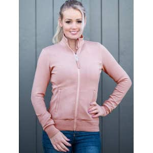 Jacke Damen Faith in light pink