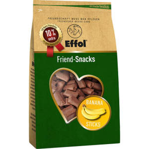 Leckerlie Friend-Snacks Banana Sticks 1000 g