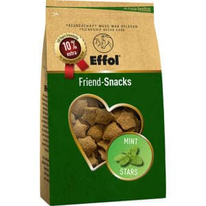 Leckerlie Friend-Snacks Mint Stars 500 g