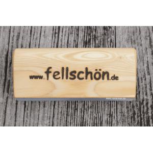 Preisgekrönter Fellwechselhelfer Original in Holz