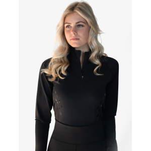 Funktionsshirt Damen Tiffany in schwarz