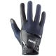 Thumbnail Handschuhe: Reithandschuh Sumair 11 in schwarz/blau 45411704 von Uvex