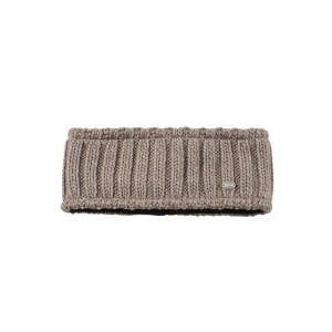Stirnband in taupe