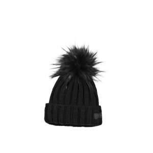 Mütze NG in schwarz