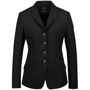 Damen-Turnierjacket Estoril Pro in schwarz