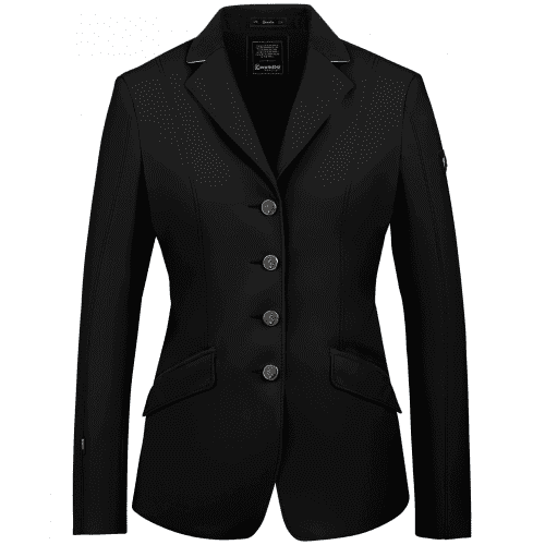 Cavallo - Damen-Turnierjacket Estoril Pro in schwarz