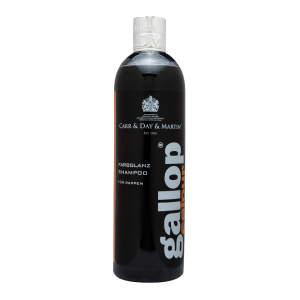 Shampoo Gallop Colour für Rappen