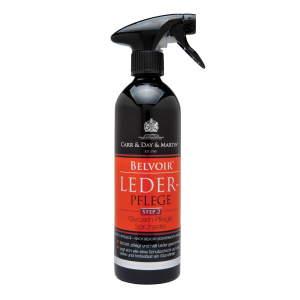 Lederpflege Belvoir Step 2, 500 ml