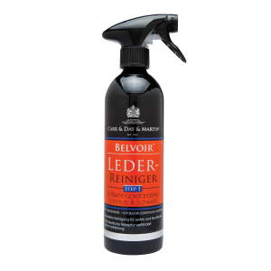 Lederreiniger Belvoir Step 1, 500 ml