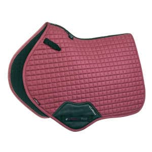 Springschabracke ProSport Suede CC Square in French rose