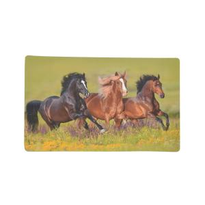 Tischset Pferde