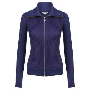 Jacke Damen Loire in Ink Blue