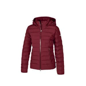 Steppjacke Damen Mathea HW20 in pomegranate