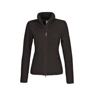 Fleecejacke Damen Liva HW20 in braun