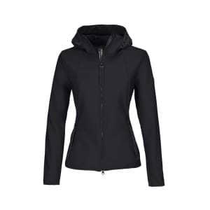 Softshell-Jacke Damen Kendra HW20 in schwarz