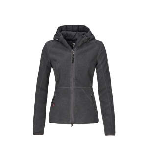 Fleecejacke Damen Liora HW 20 in asphalt