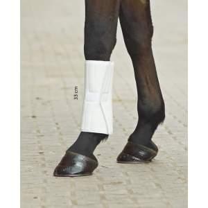 Bandagierunterlagen Klett in weiß
