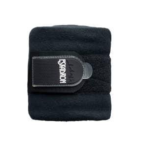 Bandagen Fleece in nachtblau